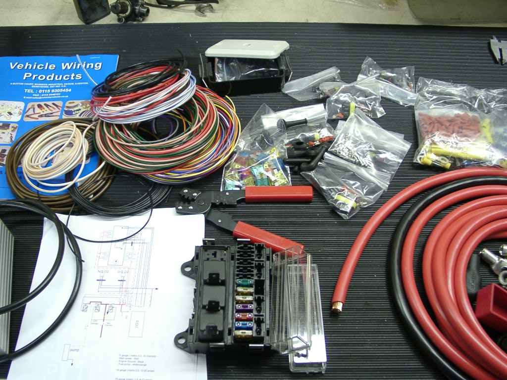 wiring harness loom and sensors rh mez co uk vehicle wiring products vehicle wiring products online