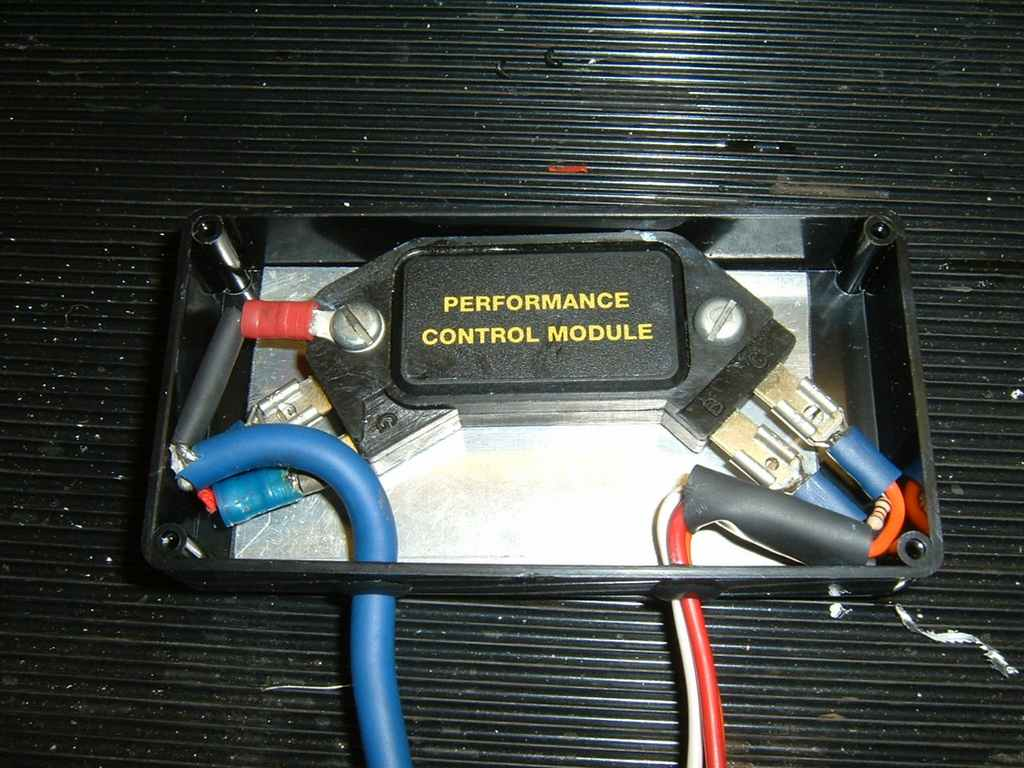 Rover V8 Ignition Upgrade Page 3 The Owners Forum 78 Gm Hei Module You Only Earth Screen At One End