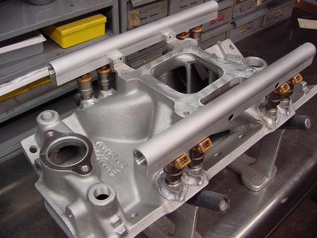 350 Chevy Megasquirt Conversion
